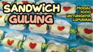 Video MODAL 1000 Roti Sandwich Gulung Sosis | Ide Jualan Bakulan MP3, 3GP, MP4, WEBM, AVI, FLV Maret 2019