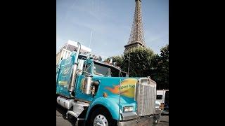 64. A kamionos Párizsban. Így juss be Párizsba 10 euróért