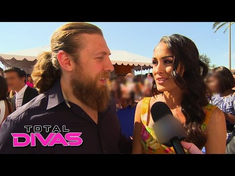 red carpet - Daniel Bryan comes to terms with Brie Bella's dress shopping after walking the red carpet at the Teen Choice Awards. Watch FULL episodes of Total Divas on WWE NETWORK: http://bit.ly/1tpLhO9...