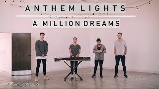 Video A Million Dreams (From The Greatest Showman) | Anthem Lights Cover MP3, 3GP, MP4, WEBM, AVI, FLV Juni 2018