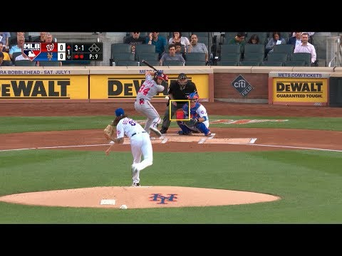 Video: 6/15 MLBN Showcase: Nationals vs. Mets