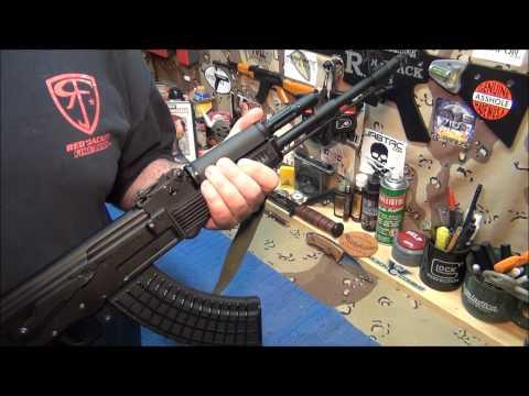 AK47 - AKFST front sight tool (видео)