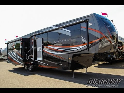 2016 lifestyle luxury rv 38rs - video tour