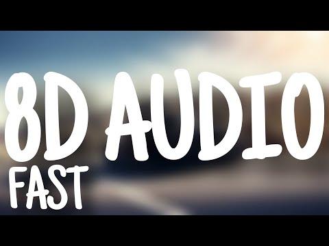 Juice WRLD - Fast (8D AUDIO)
