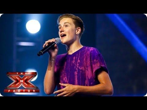 X Factors Joseph reveals nude performances - video