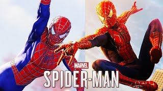 THEY FINALLY ADDED THE SAM RAIMI SUIT! | Spider-Man PS4