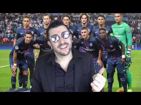 PSG Dommage.