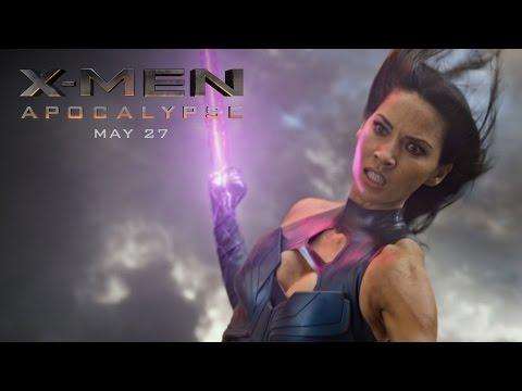 X-Men: Apocalypse (Character Spot 'Psylocke')