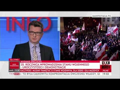 Dziennikarz Liberte NOKAUTUJE PiS i media reżimowe w 155 sekund!