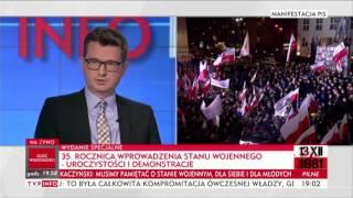 Dziennikarz Liberte NOKAUTUJE PiS i media reżimowe w 155 sekund