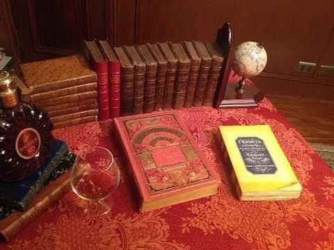ASMR Français - Livres Anciens