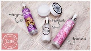 Hola!! conoces todos los usos y beneficios del aceite de coco orgánico extravirgen? sabes para que funciona el agua de rosas y hamamelis?! pues en éste video te enseño como sacar el mejor provecho de éstos productos y lucir una piel hermosa!¿DONDE COMPRAR LOS PRODUCTOS KOKOS?https://www.facebook.com/organickokosINSTA: @kokos*MI RUTINA DESMAQUILLANTE CON ACEITE KOKOS: https://www.youtube.com/watch?v=BgSq_7gx9zc*SUSCRIBETE A MI CANAL: http://www.youtube.com/user/MaKillArte*SIGUEME A MI PAGINA DE FACEBOOK:http://tinyurl.com/76vexmg*INSTAGRAM: @makillarte*CORREO PARA CONTACTO/BUSSINES INQUIRIES:tanyamaquillarte@gmail.com