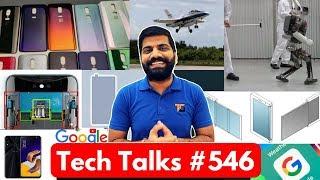 Tech Talks #546 - Zenfone 5Z, Oppo Folding Phone, Mi Mix 3, Google Duo, UPI Payments