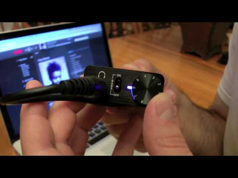 e10 - Get It Here ===== http://amzn.to/12Akizf ===== Fiio E10 Headphone DAC Unboxing and Full Review If you're lacking a quality soundcard or maybe your computer j...