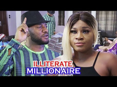 Illiterate Millionaire 3&4 - Yul Edochie New Movie ll 2019 Latest Nigerian Nollywood Movie Full HD