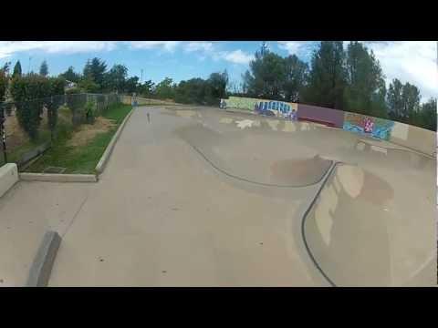 Auburn Skate Park Heckler POV Skatepark Directory