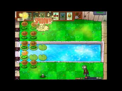 preview-Let\'s Play Plants vs. Zombies! - 005 - Moving to the backyard (ctye85)