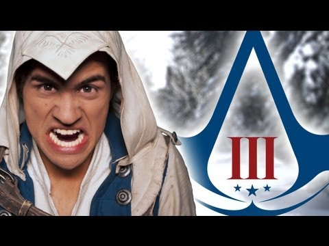 assassin - AC4 MUSIC VIDEO: http://youtu.be/WpMt2vzrIxs WATCH BLOOPERS & MORE: http://bit.ly/AC3XTRAS GET THE REMIX! http://smo.sh./iTunesSweetSound DOWNLOAD THE SONG: ...