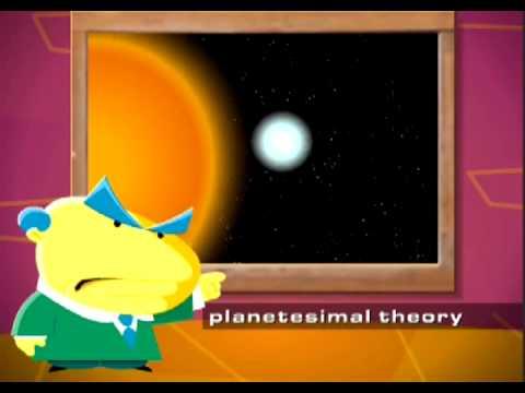 Planetesimal vs nabular