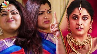Video I yelled at Ramya Krishnan after watching Bahubali! : Kushboo Latest Interview MP3, 3GP, MP4, WEBM, AVI, FLV Januari 2018