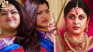 Video I yelled at Ramya Krishnan after watching Bahubali! : Kushboo Latest Interview MP3, 3GP, MP4, WEBM, AVI, FLV April 2018