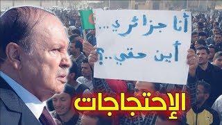 الجزائر في أسبوع: العهدة الخامسة لبوتفليقة واحتجاجات شعبية