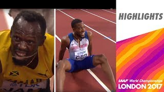 WCH London 2017 - 4X100m - Men - Final