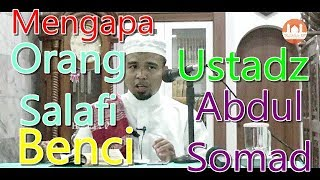 Video Mengapa Orang Salafi Benci Ustadz Abdul Somad? -  Ustadz Zulhendri Rais Lc.,MA MP3, 3GP, MP4, WEBM, AVI, FLV Mei 2019