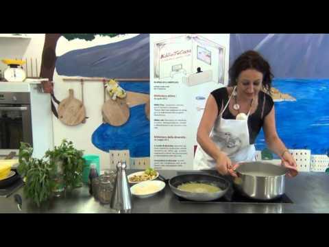Casarecce con gorgonzola e fichi