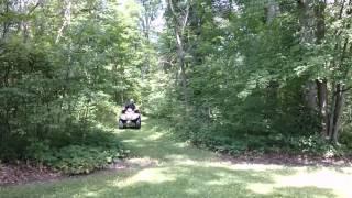 9. Honda Foreman Rubicon 500 4X4
