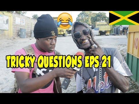 Trick Questions In Jamaica Episode 21 [Kellits Clarendon] @JnelComedy
