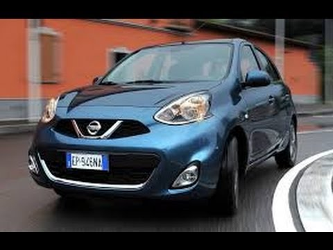 2014 Nissan Micra Quick Take Drive and Review