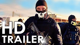 DEN OF THIEVES Trailer (2018) Gerard Butler, 50 Cent, Action Robbery Movie HD