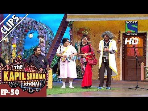 Dr. Gulati tries breathless singing -The Kapil Sharma Show-Ep.50-9th Oct 2016