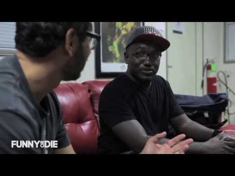 Hannibal Buress Tries To Buy Al Madrigal's Joke (Oddball Comedy Tour)