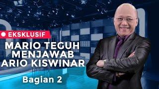 Video Mario Teguh Menjawab Ario Kiswinar (Bag. 2) MP3, 3GP, MP4, WEBM, AVI, FLV Desember 2018