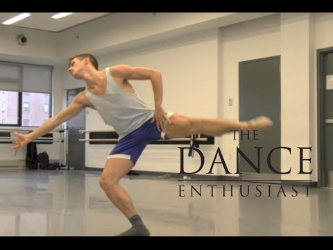 Dance Up Close to Parsons Dance- The Introduction- A Celebration of Parsons Dance