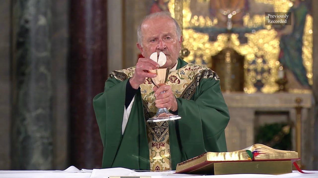 The Sunday Mass 14 February 2021 - 6th Sunday of Ordinary Time ( National Shrine)