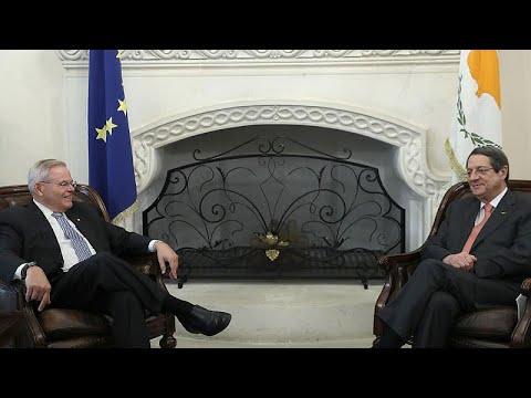 Κύπρος: Αισιοδοξία Κυβέρνησης για άρση του εμπάργκο των ΗΠΑ για τα οπλικά συστήματα…