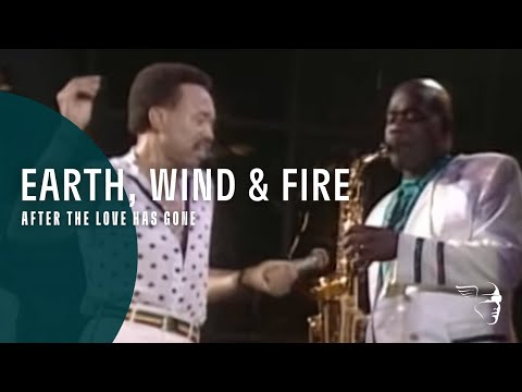Tekst piosenki Earth, Wind & Fire - After the love has gone po polsku