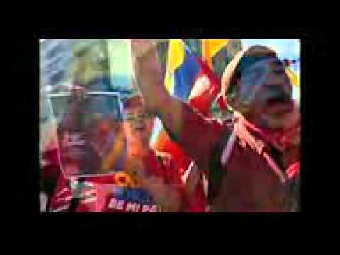 Venezuela Celebrates New Chavez Term Without Him