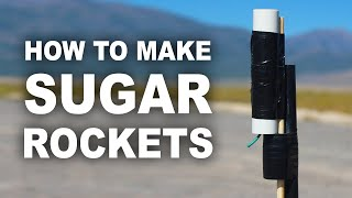 How To Make Sugar Rockets by The King of Random