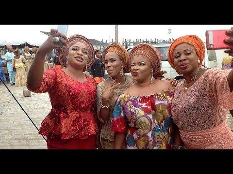 Ebi Iyawo - Aso Ebi - Latest Yoruba Movie 2018 Drama Starring Fathia Balogun | Liz Dasilva