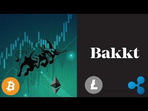 The Next Big Crypto Bull Run 2018 2019  - Bakkt Bitcoin ETF News! (видео)