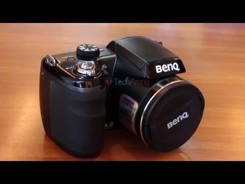 Benq GH700 DSLR Digital Camera Review