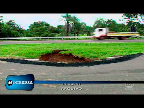 Trecho da Rondon em Rubiácea é liberado totalmente para o trânsito