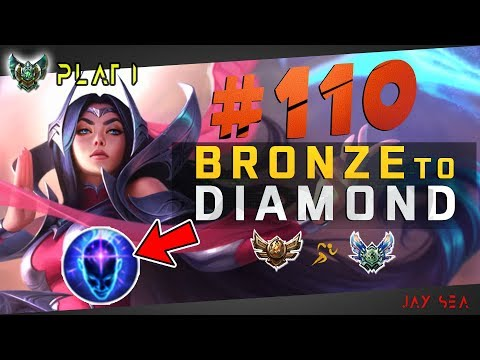 THIS RANK 1 IRELIA SET UP IS BUSTED! | TFBLADE BUILD | Depths Of Bronze To Diamond Episode #110