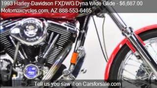 5. 1993 Harley-Davidson FXDWG Dyna Wide Glide for sale in Scott