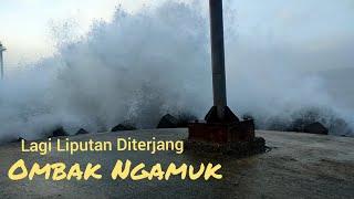 Video [Live] Liputan Ombak Pasang di Pantai Pangandaran 25 Juli 2018 MP3, 3GP, MP4, WEBM, AVI, FLV Juni 2019