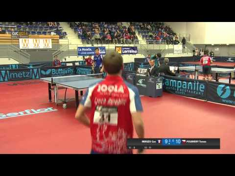 2014 French Junior & Cadet Open - Junior Boys Semi-Final